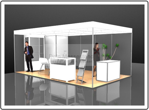 Messebau Expo Real günstig