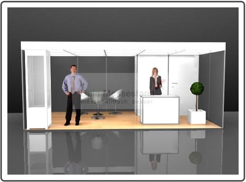 Messebau Light+Building günstig