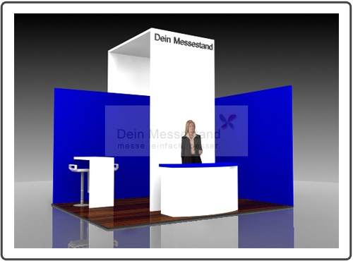 Messestand ABF