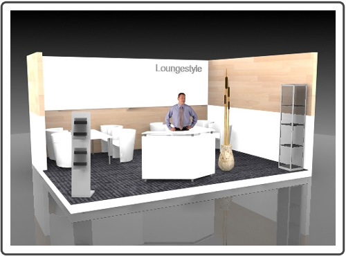 Messestand Aquanale