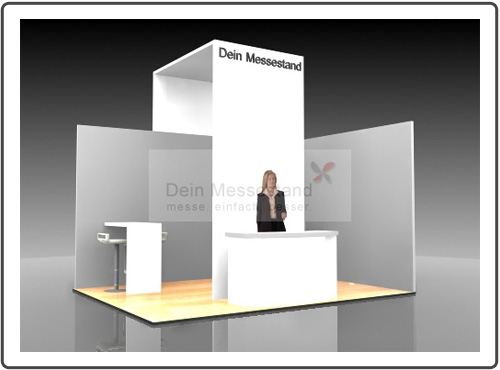 Messestand Automatica