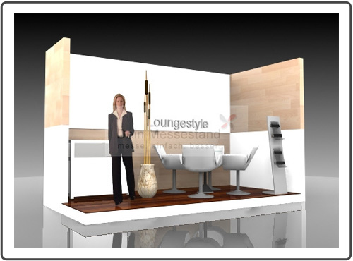 Messestand ConhIT