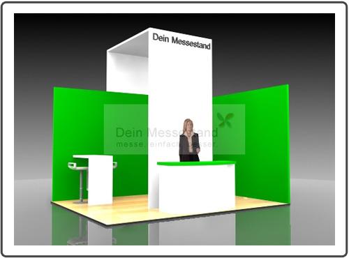 Messestand Digital Factory
