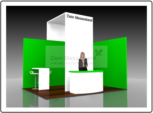 Messestand Drinktec