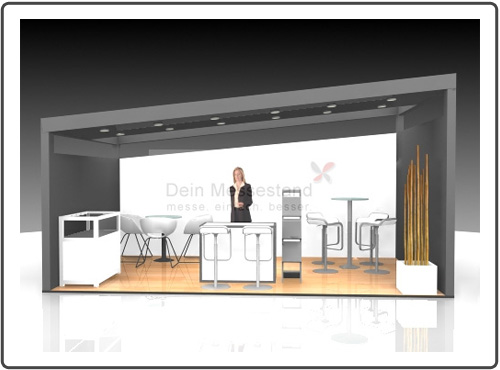 Messestand EuroCIS