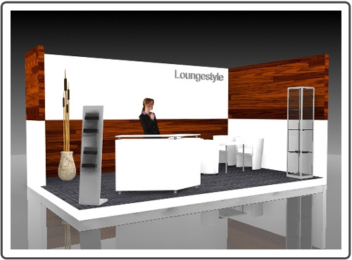 Messestand Euromold