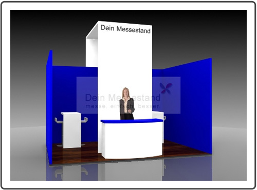 Messestand Facility Management