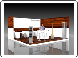 messebau ifat messestand f r die messe ifat m nchen. Black Bedroom Furniture Sets. Home Design Ideas