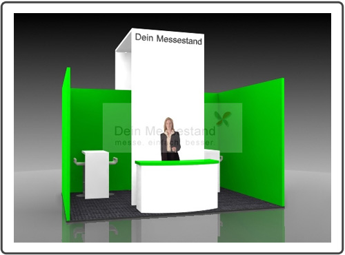 Messestand Interzoo