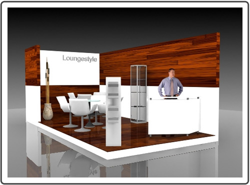 Messestand Light+Building