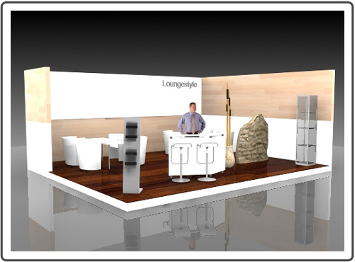 Messestand LogiMAT