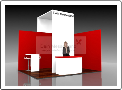 Messestand Medica
