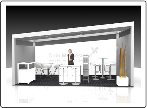 Messestand ProWein