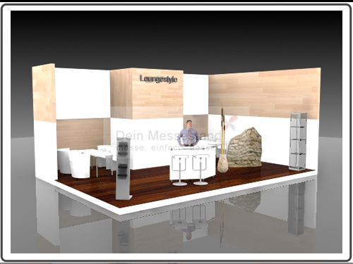 Messestand Productronica