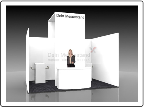 Messestand Promotion World