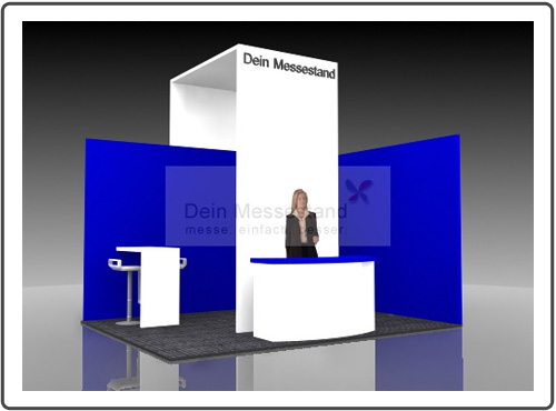 Messestand Rehacare