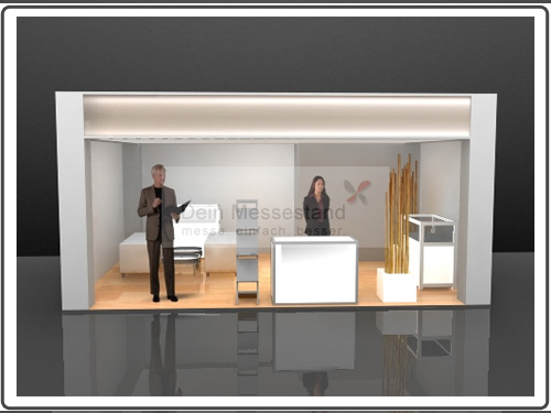 Messestand TV Tecstyle Visions