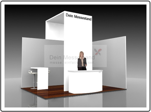 Messestand Tendence
