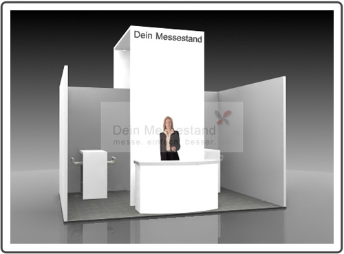 Messestand Texcare
