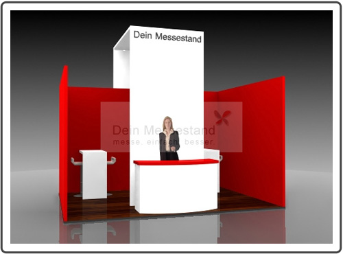 Messestand Top Hair