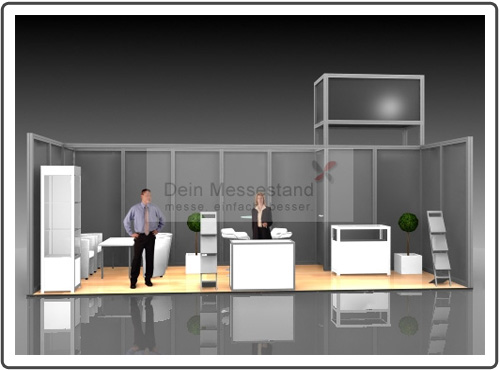 Messestand mieten Caravan Salon