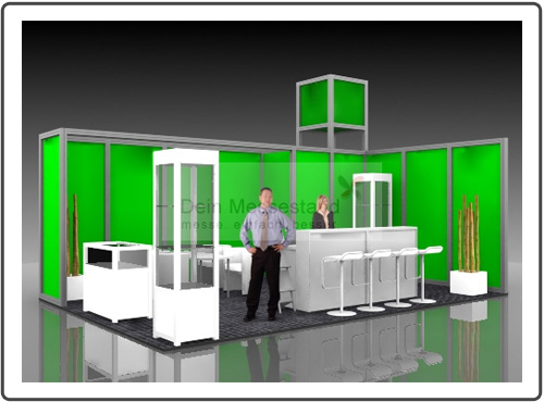 Messestand mieten Facility Management