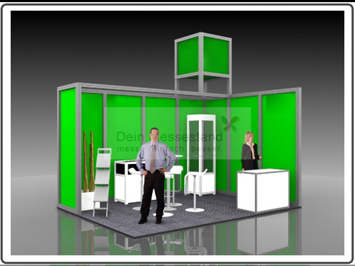 Messestand mieten Interforst