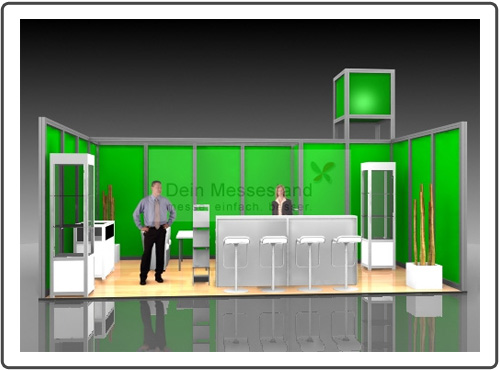 Messestand mieten SMT Hybrid Packaging
