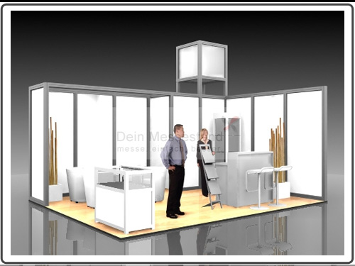 Messestand mieten TV Tecstyle Visions