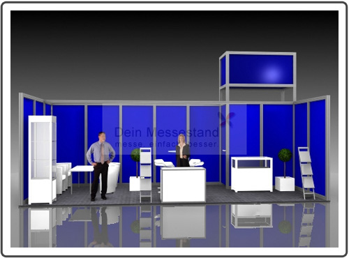 Messestand mieten Texcare