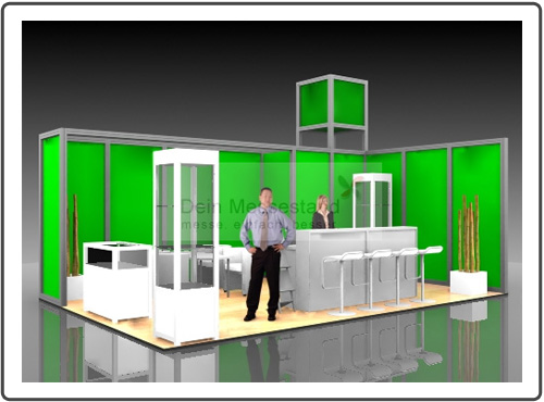 Messestand mieten Thermprocess