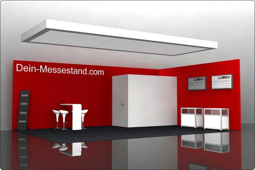 Messestand Essen mieten und kaufen auf Dein-Messestand.com