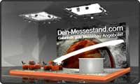 Messebau deutsche Messe Hannover