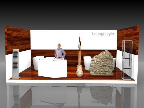 Lounge Messebau Frankfurt