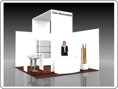 Messebau Ambiente Frankfurt