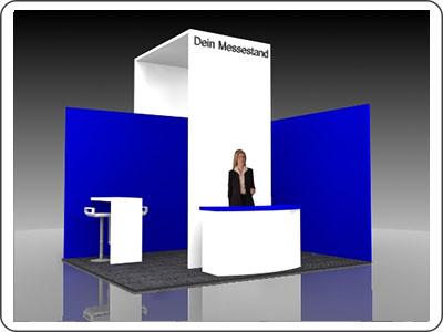 Messebau IMEX Frankfurt