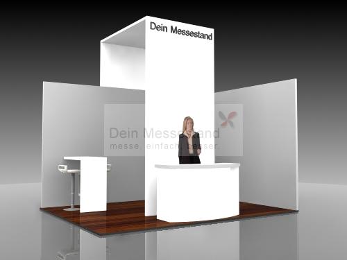 Ausstellungsbau auf Messen in Leipzig