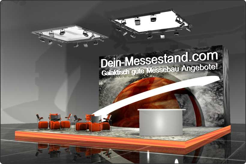 Messebau in Hannover auf Dein-Messestand.com