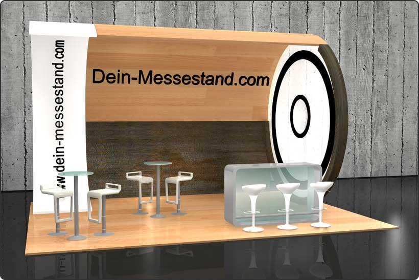 Messebau in Leipzig auf Dein-Messestand.com