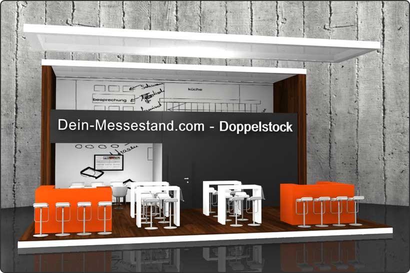 Messebau in München auf Dein-Messestand.com