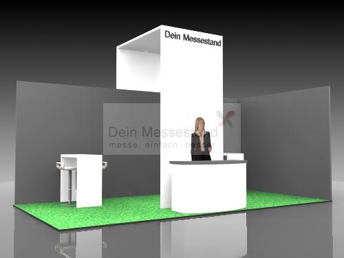 Ausstellungsbau auf Messen in München