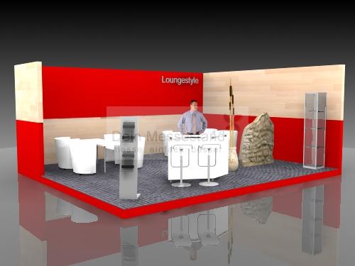 Lounge Messebau München