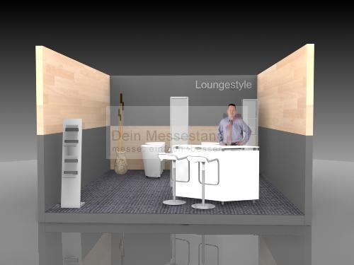 Lounge Messebau Nürnberg