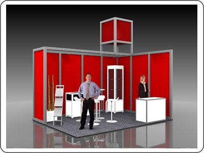 System Messebau Eisenwarenmesse Köln
