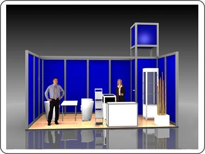 System Messebau Fastener Fair Stuttgart