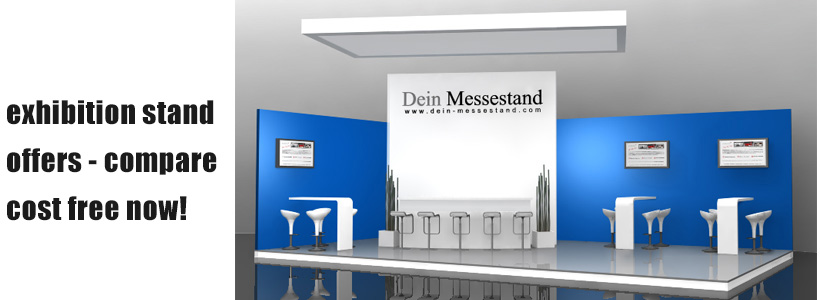 Exhibition Stand Hire Prices : Fairstand booth construction standbuilder