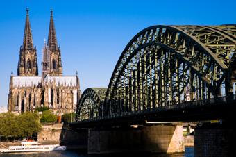 Messestandort Köln