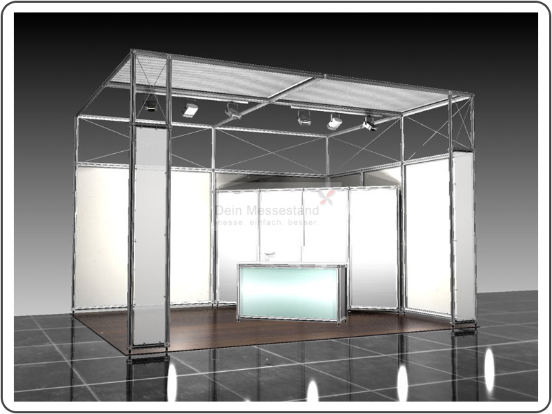 Messebau Anuga Foodtec Ausstellungsstand