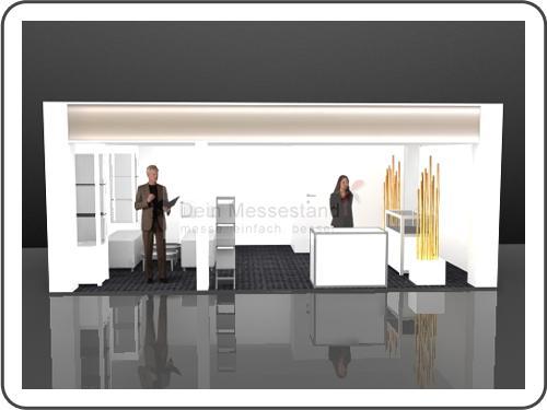Messebau Blechexpo Ausstellungsstand