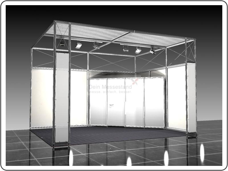 Messebau Call Center World Ausstellungsstand